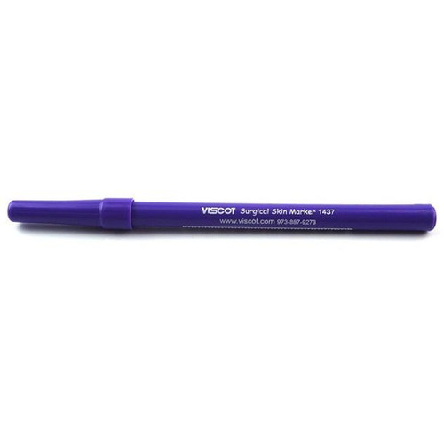 Viscot Traditional Skin Marker #1437SR-100- Fine/Regular Tip- STERILE