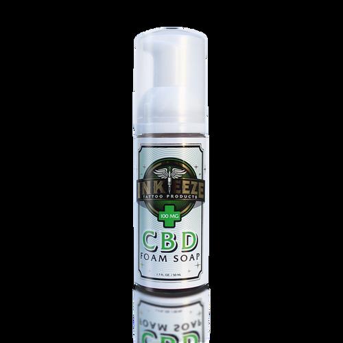 CBD FOAM SOAP - 1.7OZ