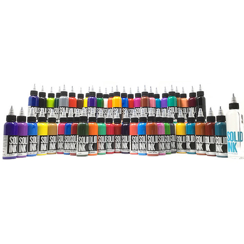 50 Colors Deluxe Set