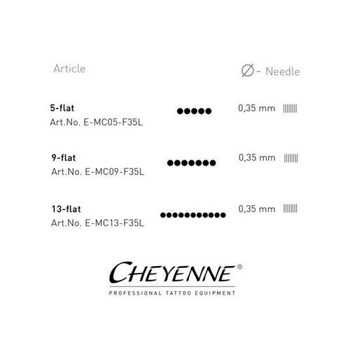 Cheyenne - Flat