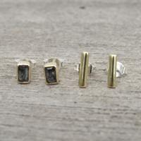 Brass/Slate