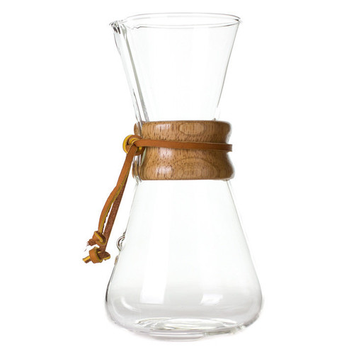 Chemex Coffeemaker (3 Cup)