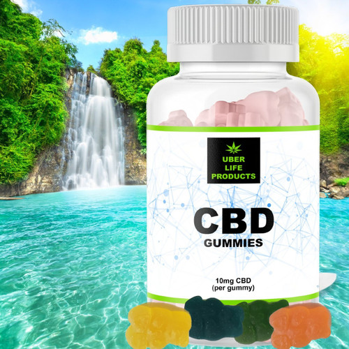 CBD Gummies 300mg Premium CBD formulation