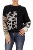 Sweater w/ Prints