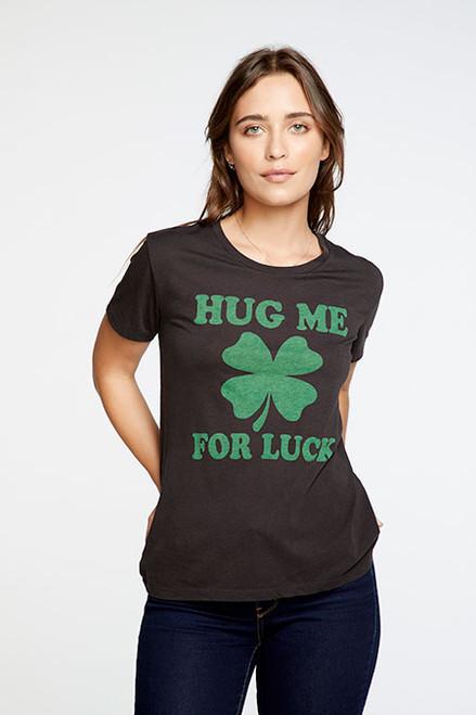 Hug Me For Luck