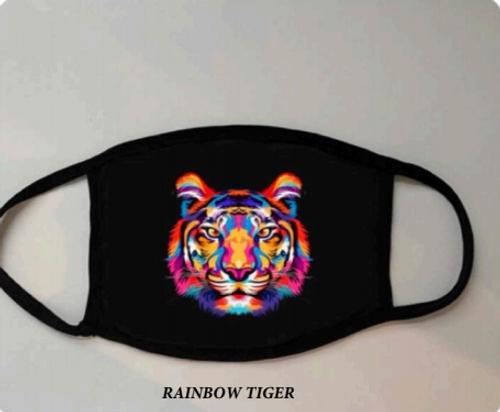 Six Feet Love RAINBOW TIGER