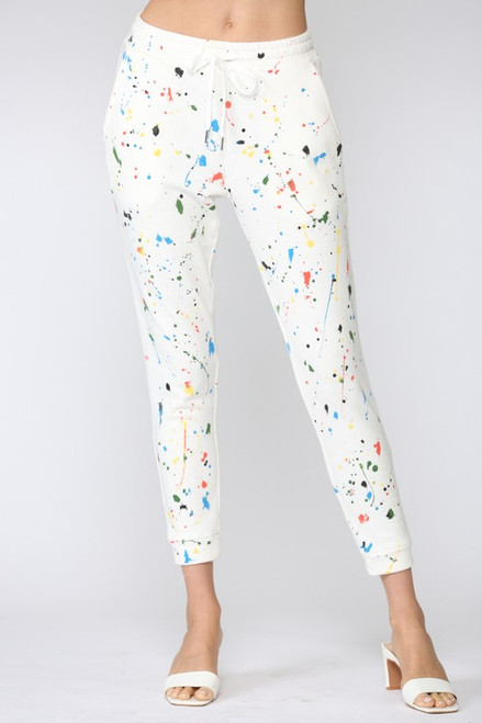 Paint Splatter2 Jogger