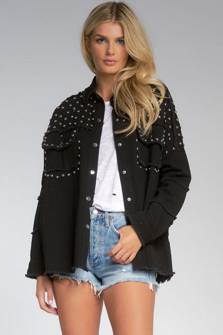 Jacket  w/ Studs