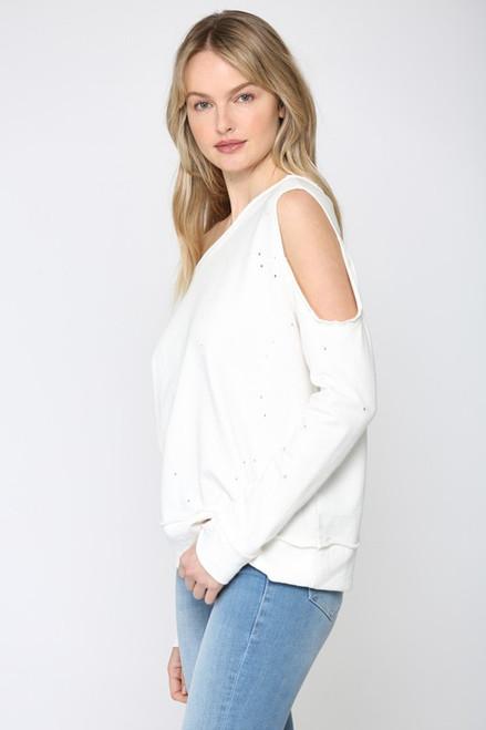 Distorted Sweatshirt