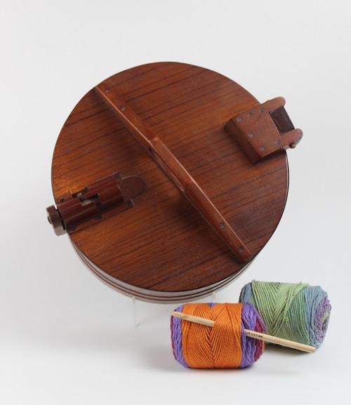 Wooden Round Box - SOLD
