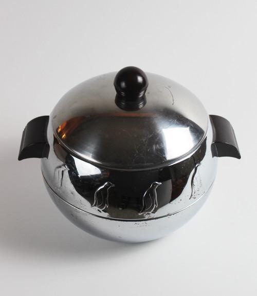 1950's Penguin Ice Bucket - West Bend