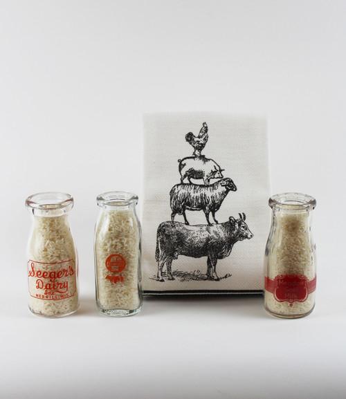 Moo Cow Milk Bottle Gift Bundle