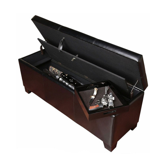 502 Concealment Gun Bench