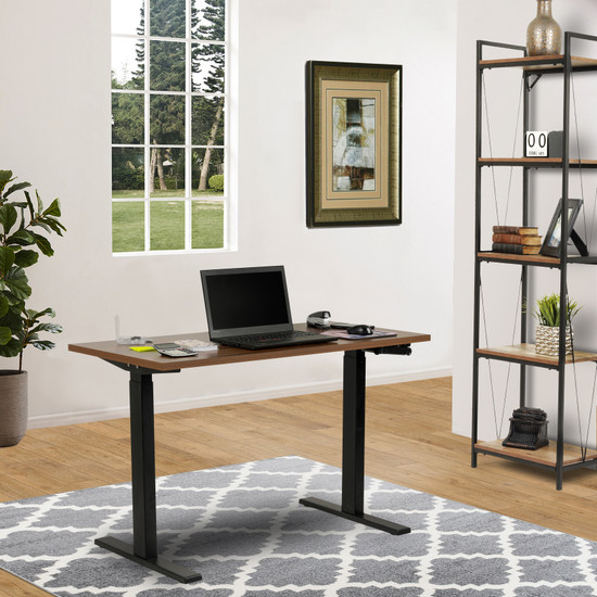 OS Home and Office Furniture Model 23000 Adjustable Height Desk