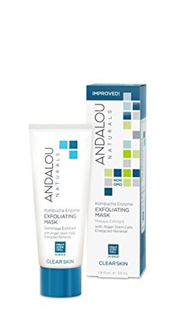 Andalou Naturals Kombucha Enzyme Exfoliating Peel, 1.8 Oz