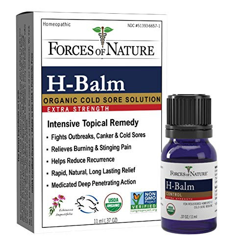 Forces of Nature H-Balm Control Extra Strength, 11 Milliliter