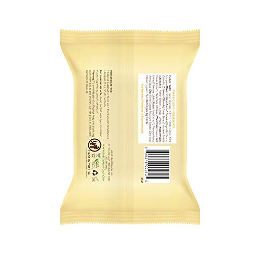 Babo Botanicals Sensitive Baby 3-in-1 Face, Hand & Body Wipes with Oatmilk & Organic Calendula, Hypoallergenic, Vegan, 30 Count