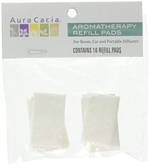 Aura Cacia - Car Diffuser, Replacement Filter 10 Per Pack
