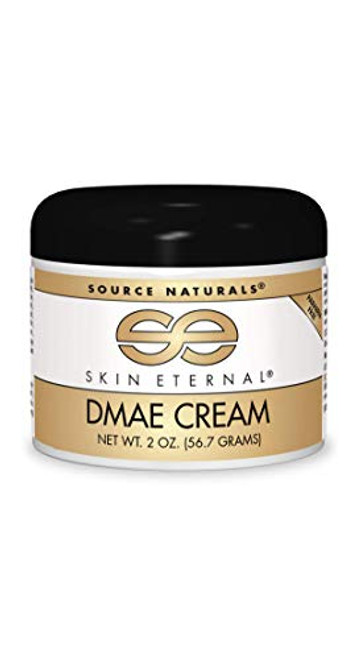 Source Naturals Skin Eternal DMAE Cream, 2 Ounce