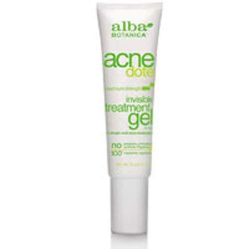 Alba Botanica Acnedote Invisible Treatment Gel.5 oz (3 Pack)