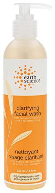 Earth Science Clarifying Facial Wash, 8 fl. oz.