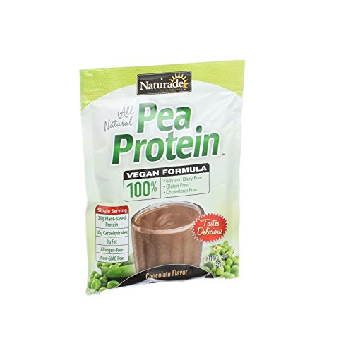 Pea Protein Chocolate 1.38 Ounces (Case of 12)