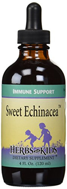 Herbs for Kids Echinacea, Sweet, 4 Ounce