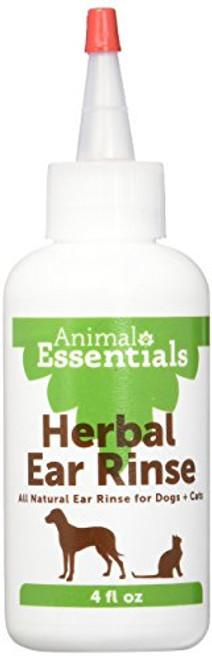 Animal Essentials Herbal Ear Rinse 4 Ounce