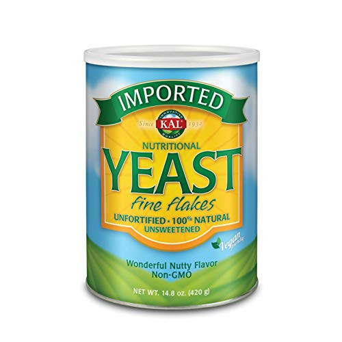 KAL ImportedYeast 14.8oz Flakes Unflavored