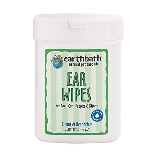 Ear Wipes with Witch Hazel Fragrance Free 25 ct
