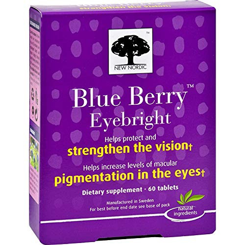 New Nordic Blueberry Eyebright