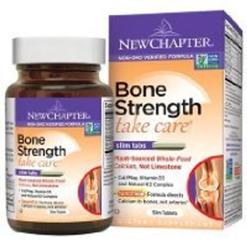 New Chapter Bone Strength Take Care, 120 Slim Tablets