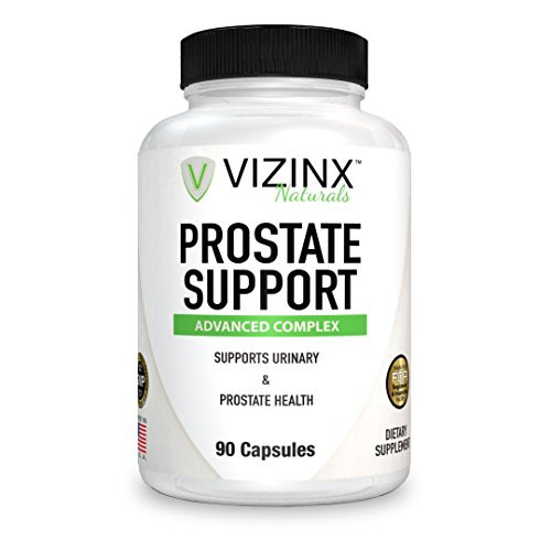 VIZINX Prostate Support Advanced Complex - 90 CAPS Supports Urinary Function and Prostate Health