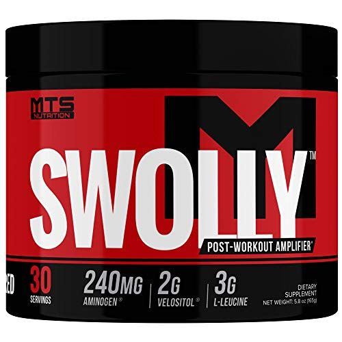 MTS Swolly | 30 Servings - Unflavored