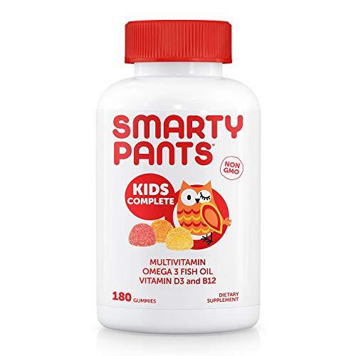 SmartyPants Kids Complete Multivitamin (180 ct.)