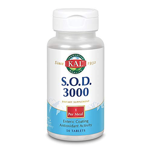 KAL 400 Mg S.o.d. 3000 Tablets, 50 Count