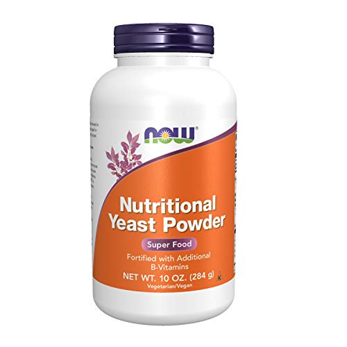 NOW Nutritional Yeast Powder,10-Ounce-1610566585