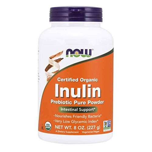 Now Foods - Inulin Powder 8 Ounces-1610572377