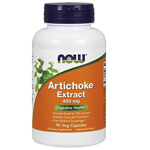 Now Foods Artichoke Extract 450mg, Veg-capsules, 90-Count-1610574344