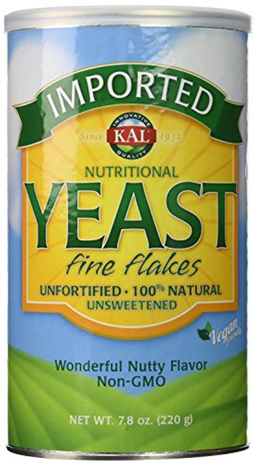 KAL Imported Yeast Flakes, 7.8 Ounce-1610575547