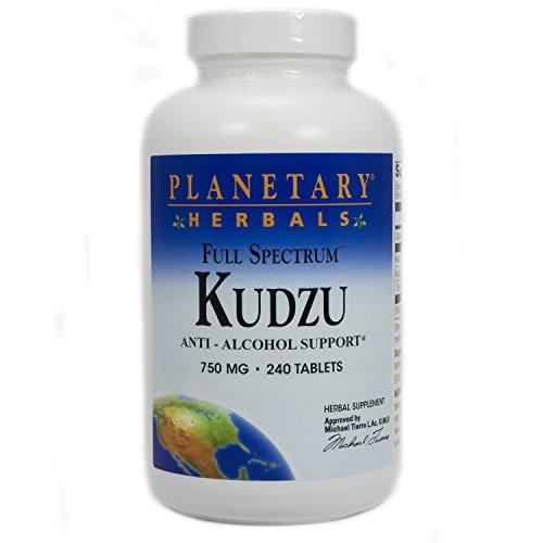 Full Spectrum Kudzu Planetary Herbals 240 Tabs