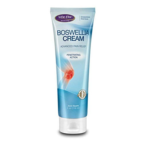 LIFE-FLO Boswellia Cream, Cream (Tube) | 4oz