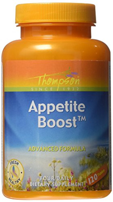 Thompson Appetite Boost Tablets, 120 Count