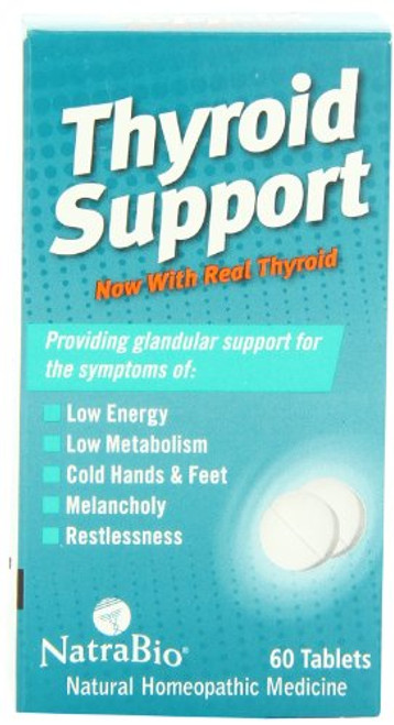 Thyroid Support, 60 Count