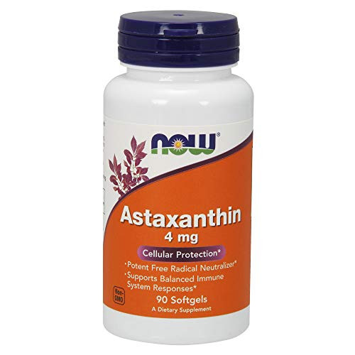 Astaxanthin 4mg 90 Softgels (Cellular Protection) (Pack of 2)