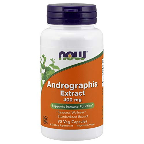 Andrographis Extract 400 mg 90 VegiCaps (Pack of 2)