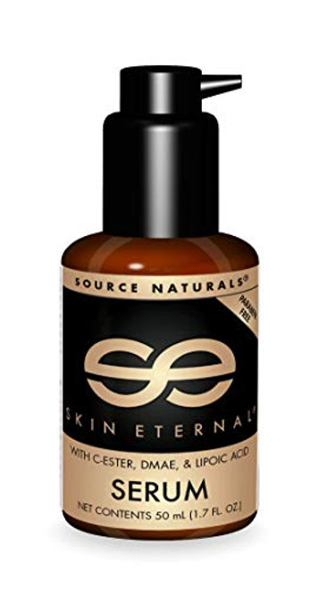 Skin Eternal Serum Source Naturals, Inc. 1.7 oz Liquid