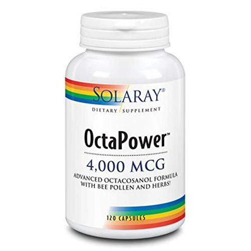 Solaray Octapower Supplement | 120 Count