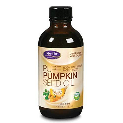 LIFE-FLO Pure Pumpkin Seed Oil Virgin Organic, Oil (Carton) | 4oz