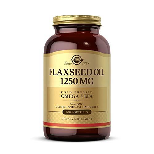 Flaxseed Oil 1250mg 100 SG